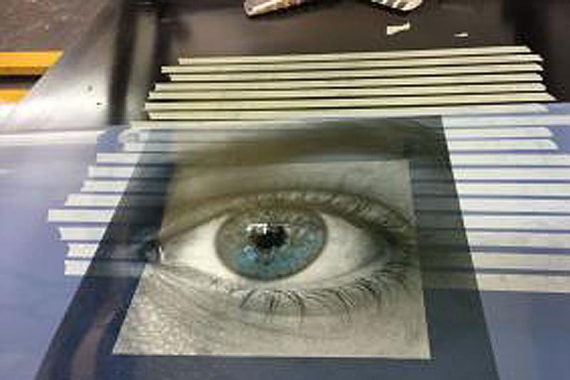 Eye Portraits, NY