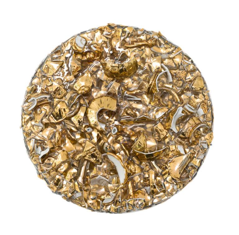 Gold and White Tea Delight 59 Royal Winton Limoges Vintage Porcelain 2020